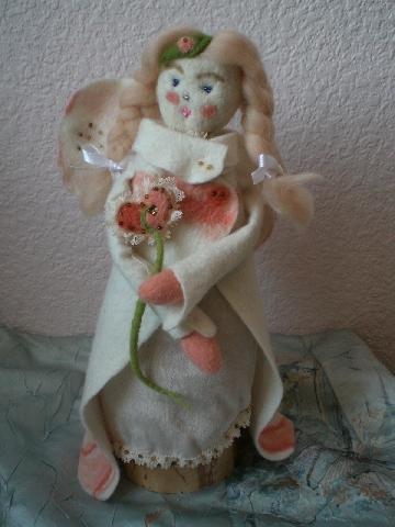 angelas su širdele M